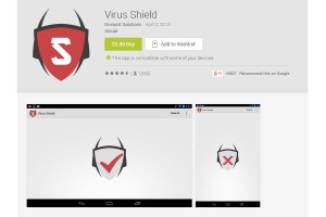 Virus Shield na Google Play