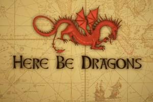 Aqui há dragões