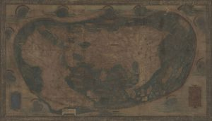 Mapa de Henricus Martellus